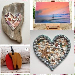 Mull and Iona shop Valentines gift ideas